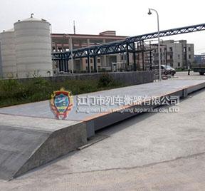 广东电子地磅基础设施工程施工关键点有什么