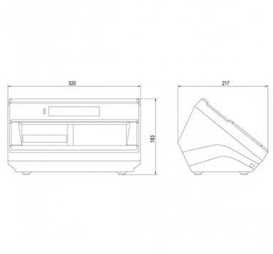 数字汽车衡仪表-XK3190-DS10