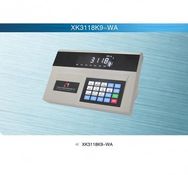 汽车衡物联网系统-XK3118K9-WA