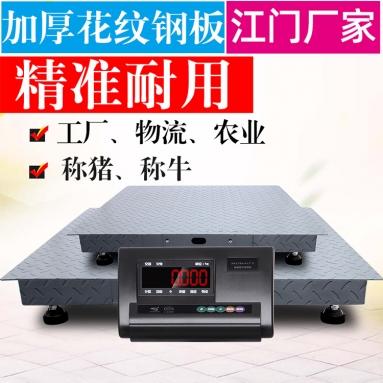 阳江电子地磅秤1-3吨