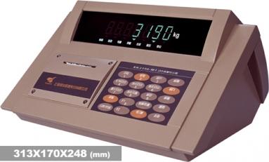 模拟汽车衡仪表XK3190—A9+