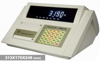 XK3190—DS1数字汽车衡仪表